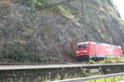 Löwenwand - German Railway (DB) 2010 - Geobrugg