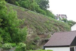 Bietigheim-Bissingen Unterriexinger Strasse 2013 - Geobrugg