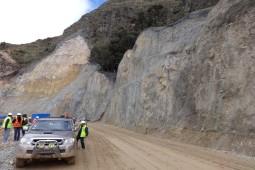Pampa Verde mine 2013 - Geobrugg