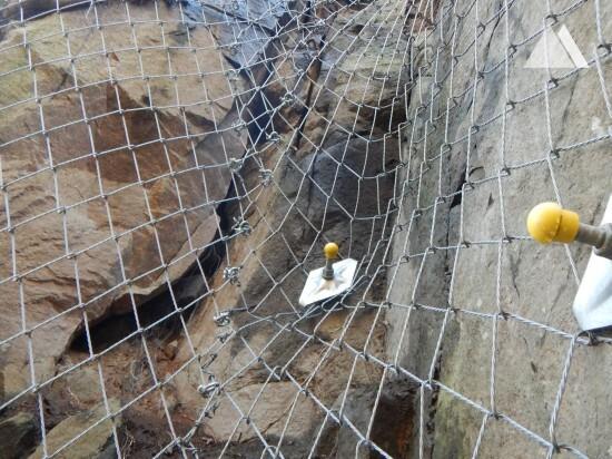 Tillicoultry Glen 2016 - Geobrugg