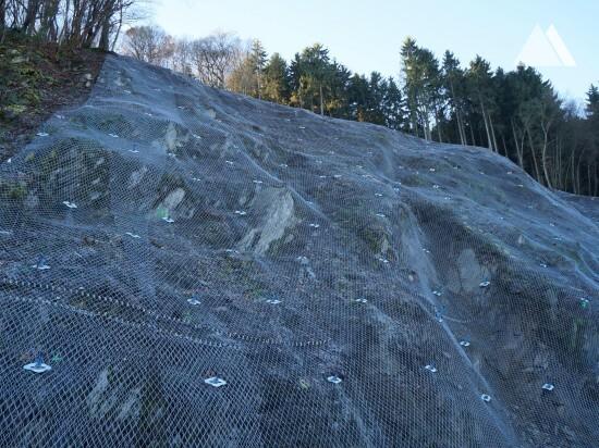 Einruhr B266 2013 - Geobrugg