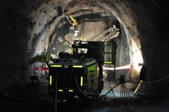 Codelco El Teniente Copper Mine 2016 - Geobrugg