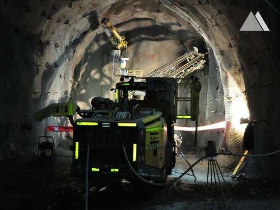 Underground/Open Pit Mining and Quarries - Codelco El Teniente Copper Mine 2016