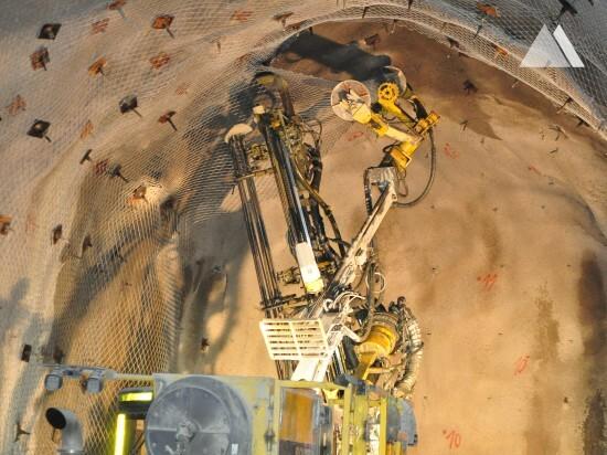 Minería / Túneles - Codelco El Teniente Mina de Cobre 2016