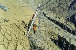 Minen und Bergbau - Los Bronces (1) 2001