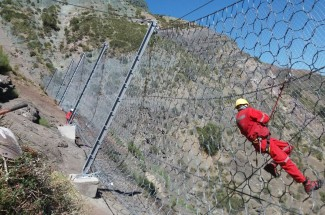Alto Maipo Surface 2016 - Geobrugg
