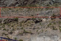 Underground/Open Pit Mining and Quarries - Alto Maipo Surface 2016