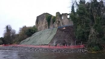 Cockermouth Castle 2016 - Geobrugg