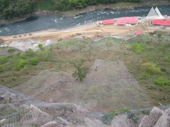 Laúca Hydro Power Plant 2017 - Geobrugg