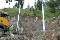 Nesselwängle bei Reutte 2010 - Geobrugg