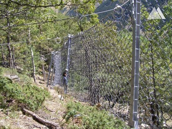 Capdella 2007 - Geobrugg
