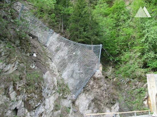 Barschaus Portas 2007 - Geobrugg