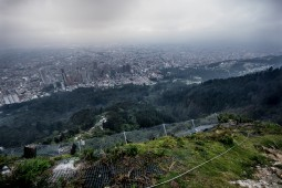 Monserrate Walking path, Project Stage 2 2017 - Geobrugg