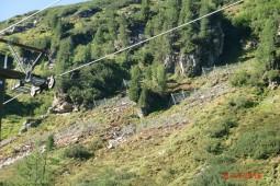 Weißsee Gletscherbahnen, Stubach bei Uttendorf (Salzburg) 2016 - Geobrugg