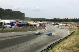 Rallycross Estering 2017 - Geobrugg