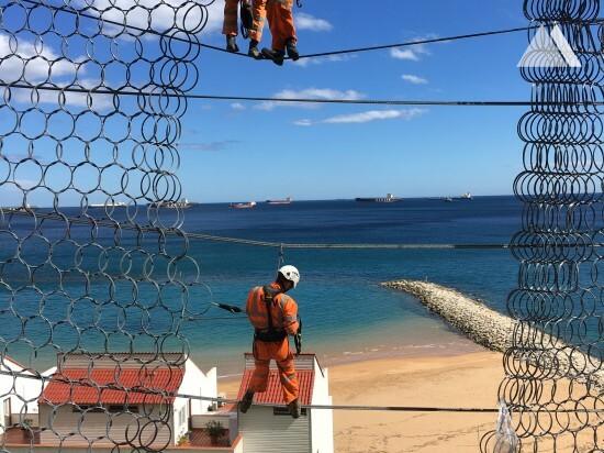 Eastside Catchments Gibraltar 2017 - Geobrugg