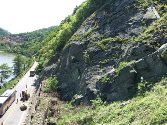 Olt Valley, km 239+500 - 246+500 2015 - Geobrugg