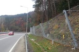Piwniczna-Zdrój: National Road DK87 2016 - Geobrugg