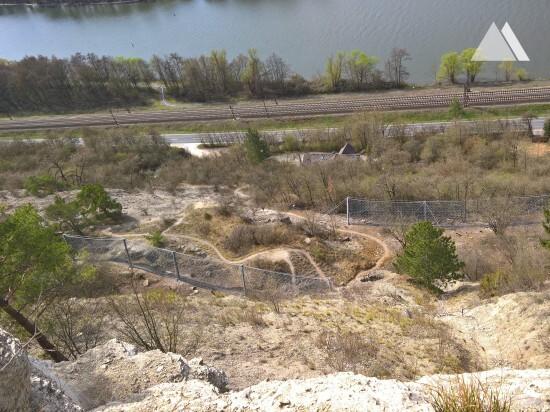 Proteção contra desprendimentos - Karlstadt B26 2017