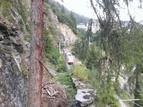Tunnel de Revenez 2016 - Geobrugg