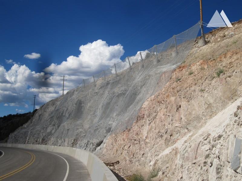 Ojo Caliente New Mexico 2012 - Geobrugg