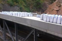 Gföller Brücke, Val d'Ega 2014 - Geobrugg