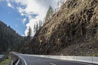 Clackamas Highway, Oregon, OR224 2015 - Geobrugg