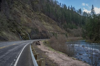 Clackamas Highway, Oregon, OR224 2015 - Geobrugg