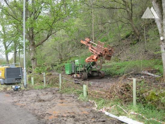 Craigforth near Stirling 2010 - Geobrugg