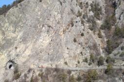 Tunnel des Pontis 2010 - Geobrugg