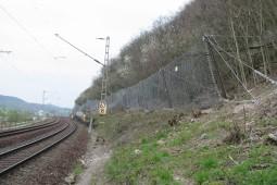 DB German Railway Ockfen 2010 - Geobrugg