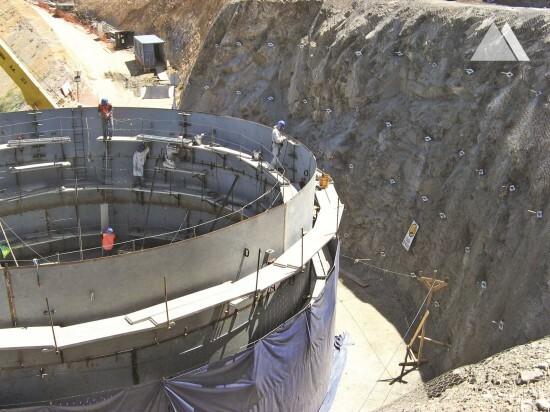 Minera Los Pelambres 2009 - Geobrugg