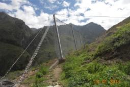 Coricancha mine 2012 - Geobrugg