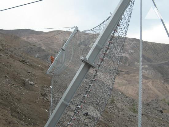 Nuevo Nivel Mina 2008 - Geobrugg