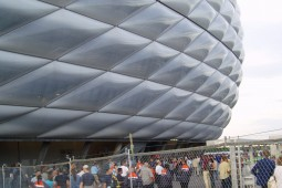 Allianz Arena 2005 - Geobrugg