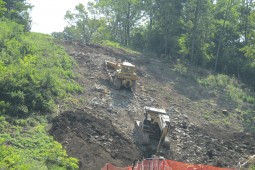 Natural Gas Pipeline Project Central Tennessee 2014 - Geobrugg
