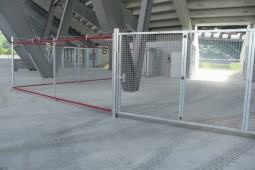AFG Arena 2008 - Geobrugg