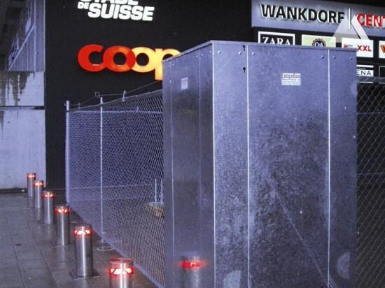 Stade de Suisse 2006 - Geobrugg