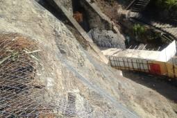 Sendall Tunnel 2016 - Geobrugg