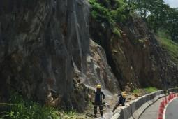 San José Calderas Road 27, km 47.75 2017 - Geobrugg