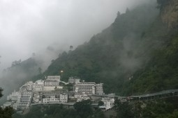 Trek route to Shri Mata Vaishno Devi Shrine (1) 2016 - Geobrugg