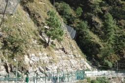 Slope Protection - Trek route to Shri Mata Vaishno Devi Shrine (1) 2016
