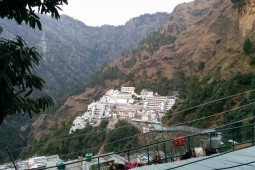 Slope Protection - Trek route to Shri Mata Vaishno Devi Shrine (2) 2016