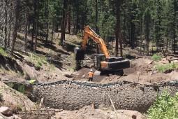 Santa Clara Pueblo 2014 - Geobrugg