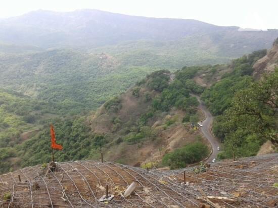 Ambolighat, Maharashtra 2014 - Geobrugg