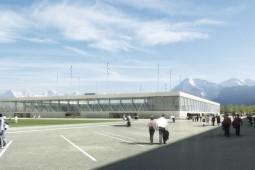 Thun Arena 2011 - Geobrugg