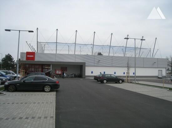 Football Playground 2013 - Geobrugg
