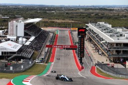 Circuit of the Americas 2012 - Geobrugg
