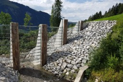 Lenk, Bernese Alps 2017 - Geobrugg
