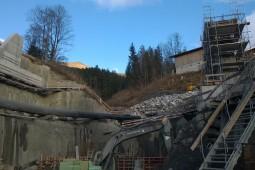 Lenk, Oberland de Berna 2017 - Geobrugg